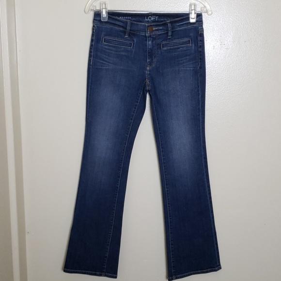 LOFT Denim - 🦄 Loft Ann Taylor modern jean